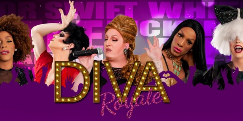Diva Royale Drag Queen Show Los Angeles - Weekly Drag Queen Shows ,Los Angeles