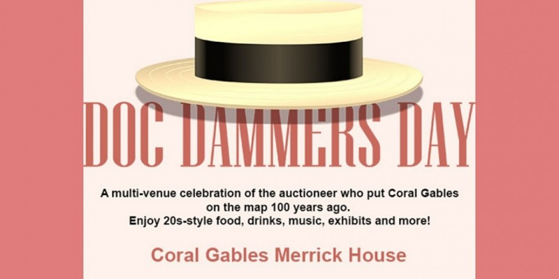Doc Dammers Day - City Events ,Coral Gables