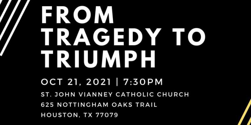 "ECHOrchestra presents ""From Tragedy to Triumph"" ,Houston"