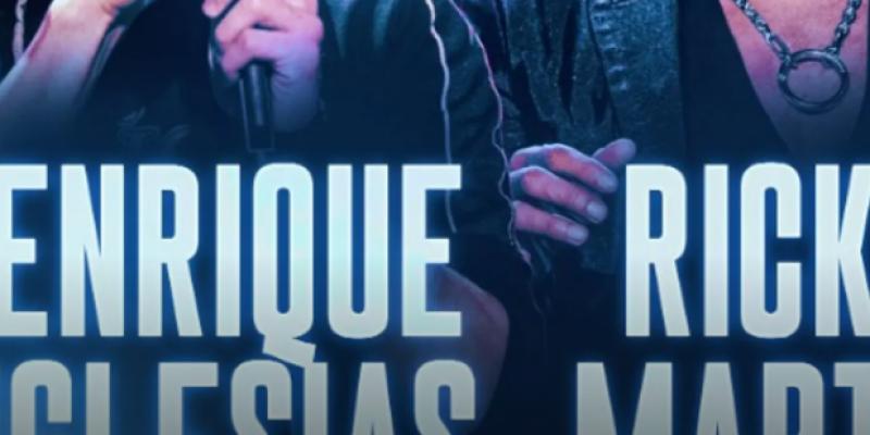 Enrique Iglesias & Ricky Martin Pre show Party ,Atlanta