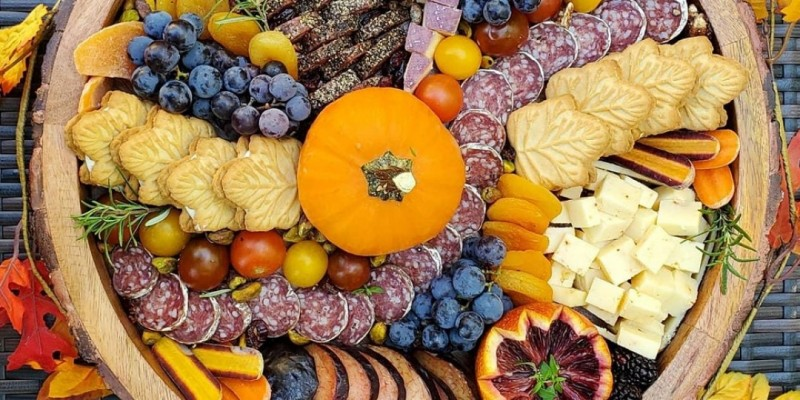 Fall Themed Charcuterie Workshop at Cardinal Hollow Winery ,West Point