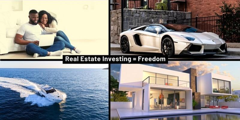 Financial Freedom in Real Estate Investing - Trenton NJ ,Trenton