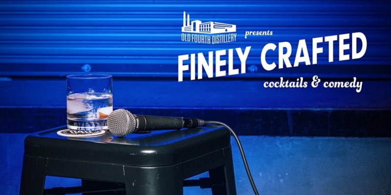 Finely Crafted: Cocktails & Comedy at Old Fourth Distillery ,Atlanta
