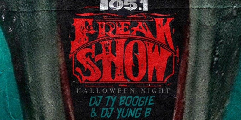 Free Drinks At The Freak Show The Biggest Halloween Party in NYC