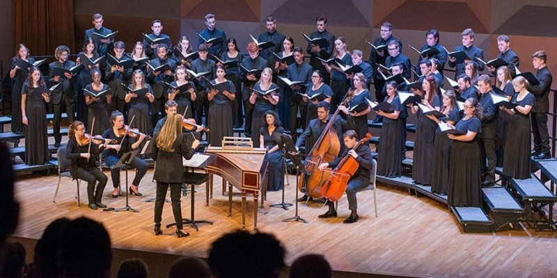 Frost Chorale with Conductor Amanda Quist ,Miami
