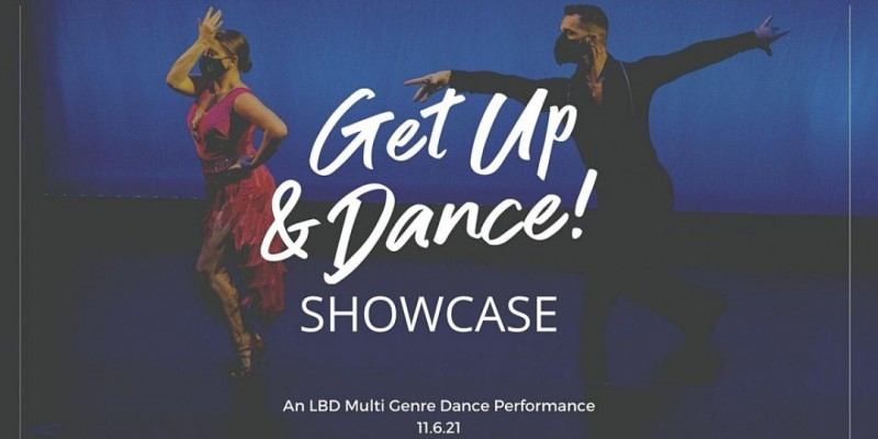 Get Up And Dance Showcase! ,East Point