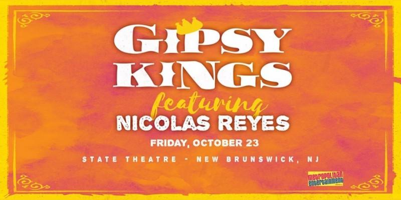 Gipsy Kings ,New Brunswick