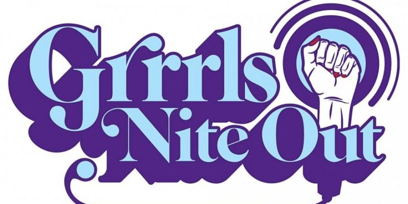Grrrls Nite Out w/ Kiana Dancie! ,Atlanta