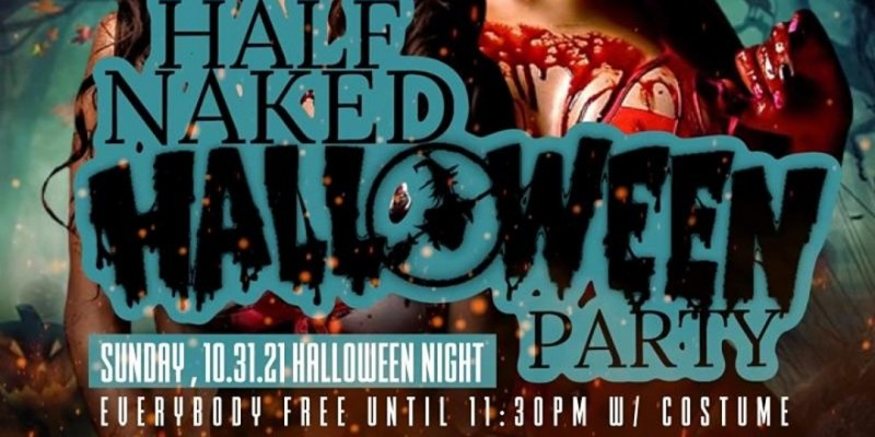 Half Naked Halloween Party ,Atlanta