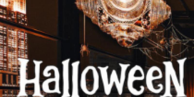 Halloween at Fleur Room ,New York