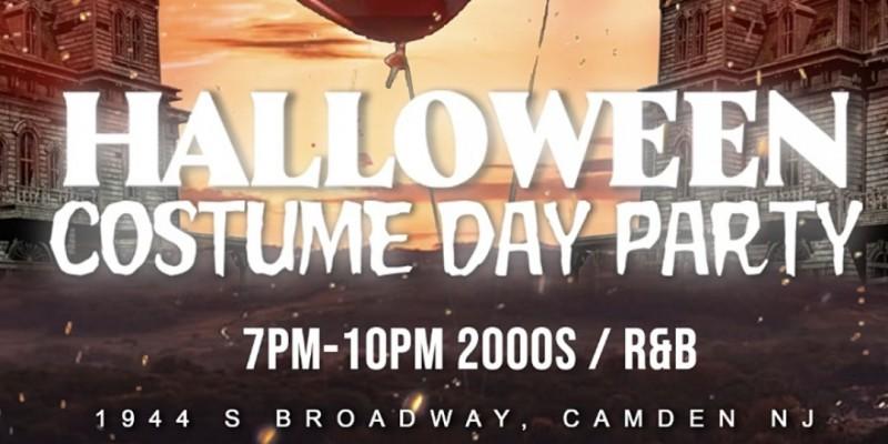 HALLOWEEN COSTUME DAY PARTY ,Camden