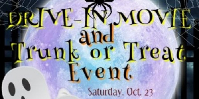 Halloween Drive In Movie and Trunk or Treat Night at Billian Park ,Bound Brook