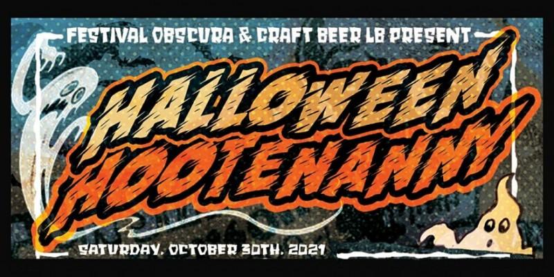 Halloween Hootenanny Craft Beer Fest ,Long Beach