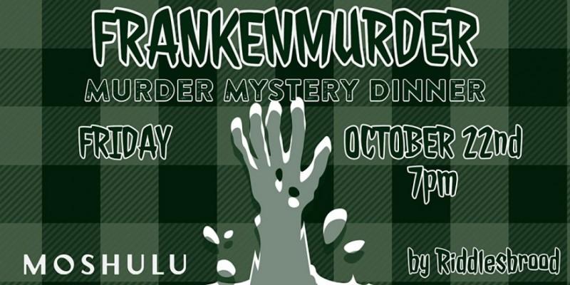Halloween Murder Mystery Dinner Theatre ,Philadelphia