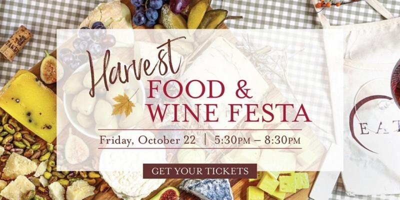Harvest Food & Wine Festa ,Los Angeles