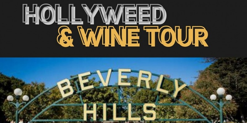 Hollyweed & Wine Party Bus Tour ,Los Angeles