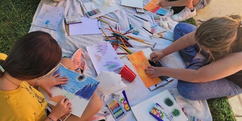 Homeschool Art Class Mornings ,McDonough
