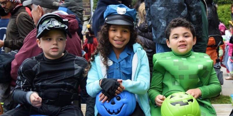 Hometown Halloween Parade 2021 ,Princeton