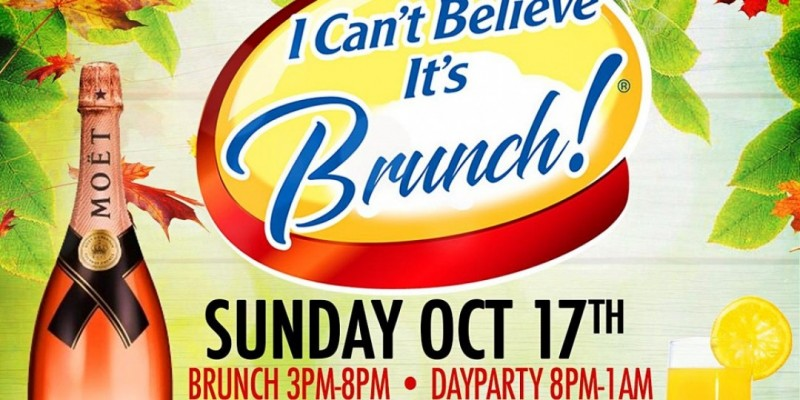 I CANT BELIEVE ITS BRUNCH  BOTTOMLESS BRUNCH + DAYPARTY • LIBRAS FREE ENTRY ,Brooklyn