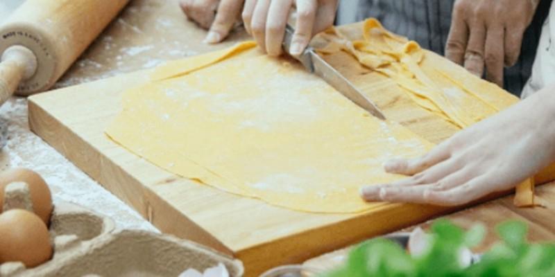 In-Person Class: Italian Date Night: Handmade Tagliatelle (Philadelphia) ,Cinnaminson