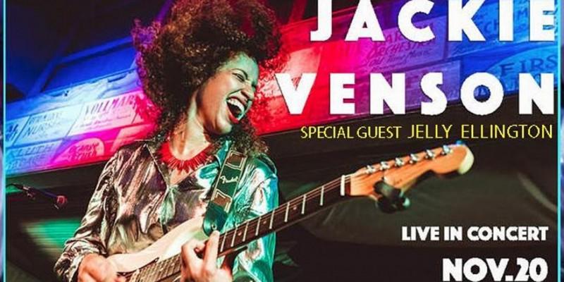 Jackie Venson ,Houston
