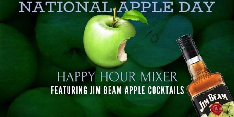 Jim Beam NATIONAL APPLE Day '21 ,Philadelphia