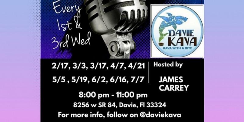 KARAOKE @ DAVIE KAVA ,Davie
