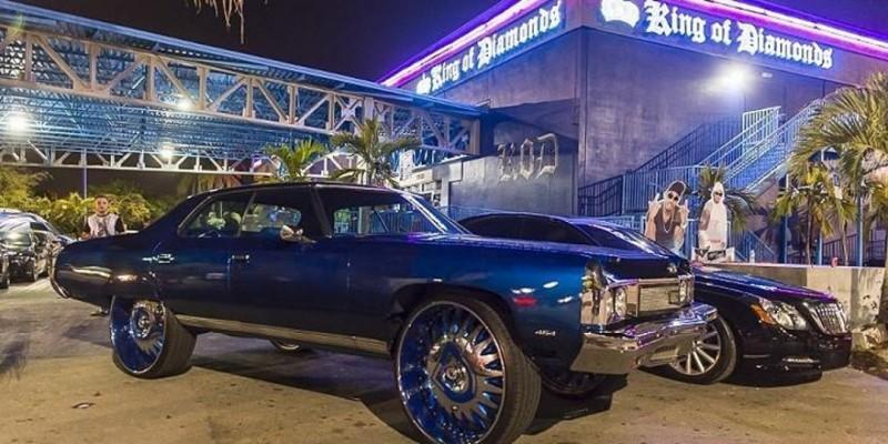 KING OF DIAMONDS VIP ALL-IN-ONE ,Miami Beach