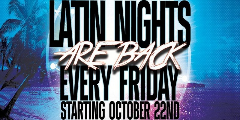 Latin Nights are BACK! ,Cherry Hill