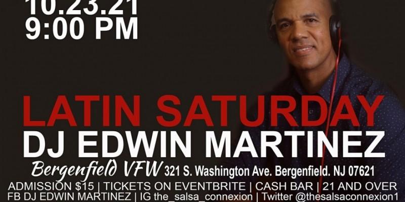 Latin Saturday at Bergenfield VFW ,Bergenfield