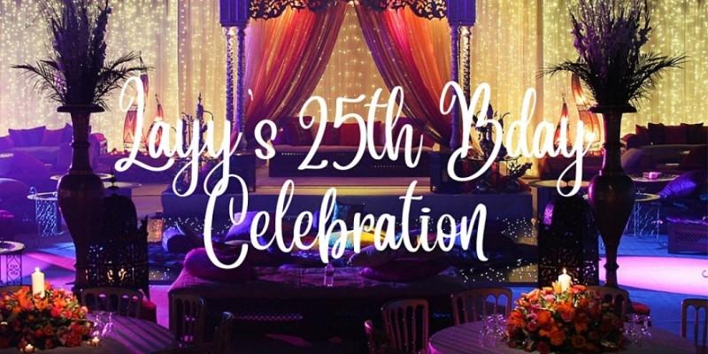 Layy's Arabian Nights Bday Party (Open Invite) ,Miami