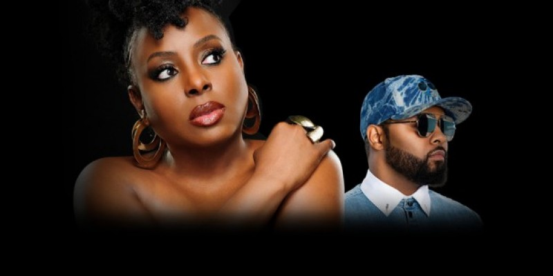 Ledisi with special guest Musiq Soulchild & Kenyon Dixon at New Jersey Performing Arts Center