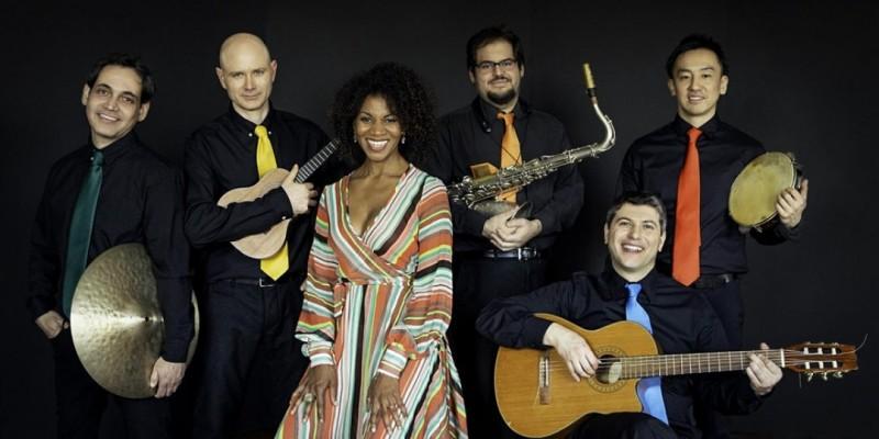 Live Music: Brazilian Samba with Os Clavelitos ,New York
