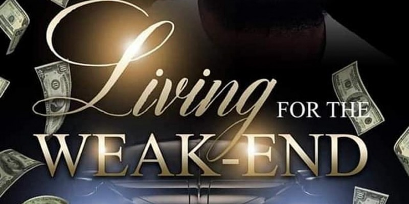 Living For The Weak-End Stage Play ,Stone Mountain