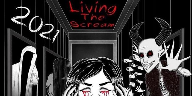 Living The Scream (Asylum) ,Los Angeles