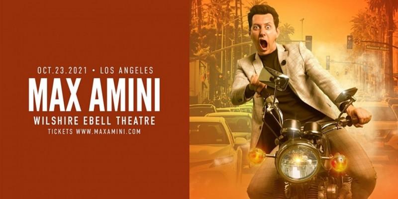Max Amini Live in Los Angeles ,Los Angeles