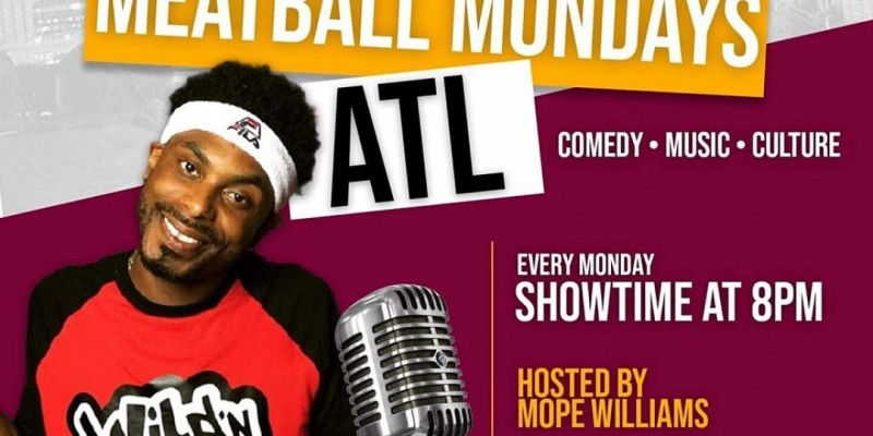 Meatball Monday's ChiLANTA Hosted by Mope Williams ,Hapeville