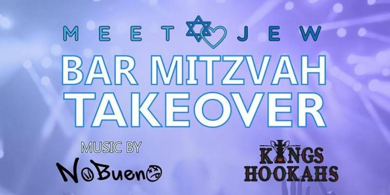 MeetJew's Bar Mitzvah Takeover ,Los Angeles
