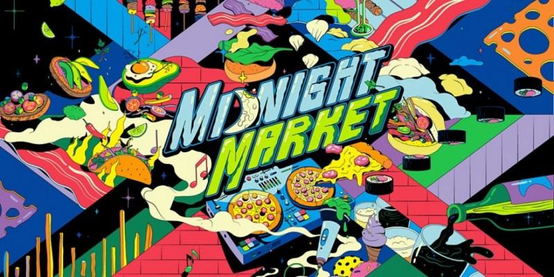 Midnight Market at 902 Brewery ,Jersey City