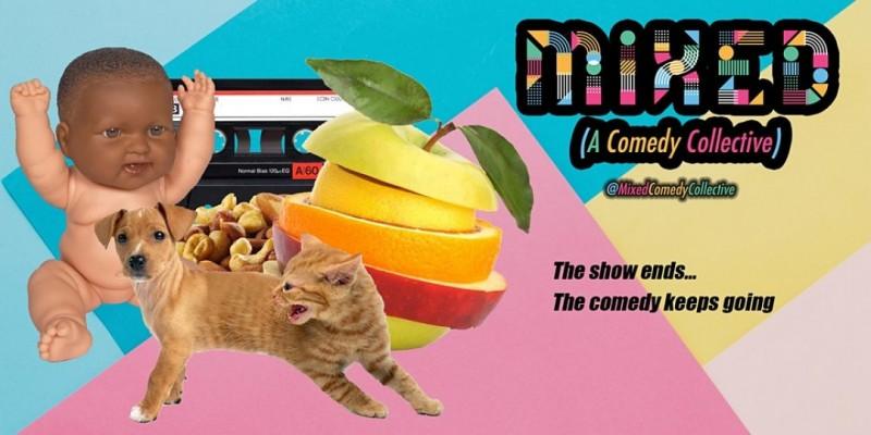 MiXED (A Comedy Show) ,Huntington Beach