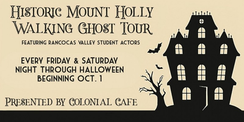 Mount Holly Historic Ghost Tour ,Mount Holly