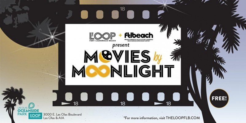 Movies by Moonlight ,Fort Lauderdale