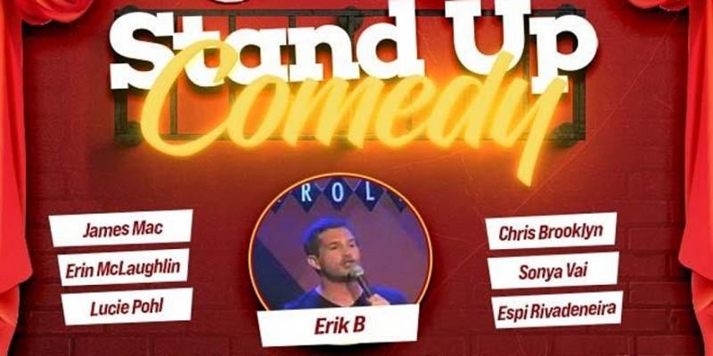 Mulligans October Stand Up Comedy Show ,Hoboken