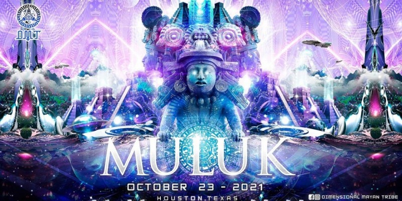 MULUK - Psytrance Pool Party ,Houston
