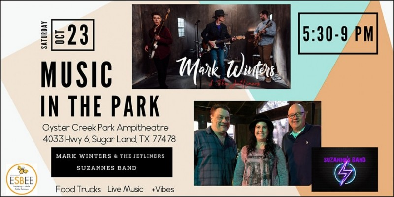 Music In The Park ,Sugar Land