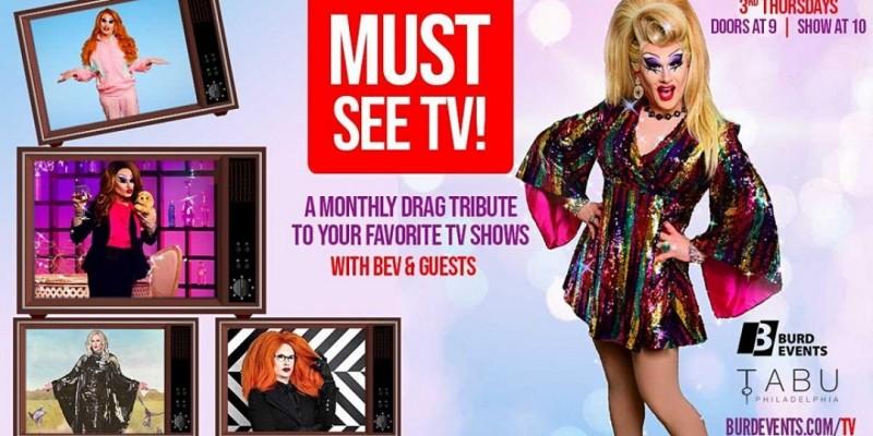 Must See TV! ,Philadelphia