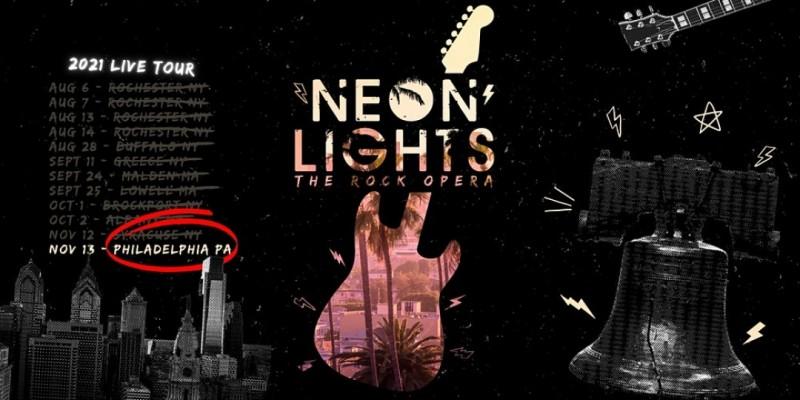 "Neon Lights ""The Rock Opera"" ,Upper Darby"