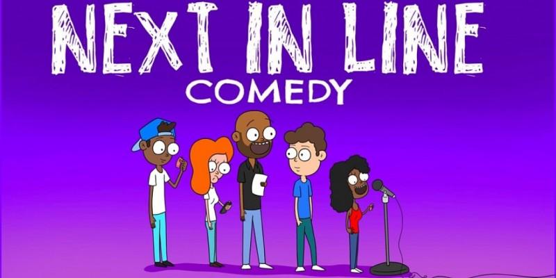 Next In Line Comedy: Ismael Loutfi ,Philadelphia