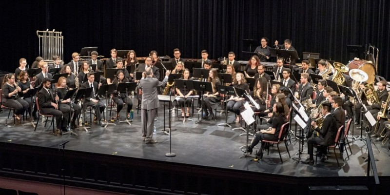 NJCU Symphony of winds and Percussion: REMEMBRANCE ,Jersey City