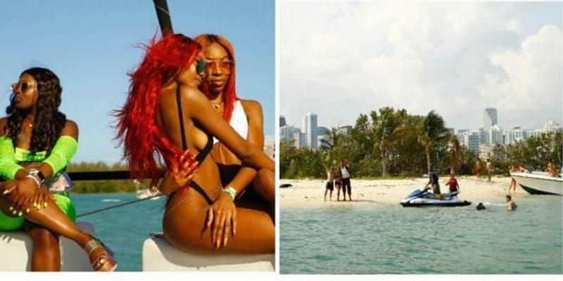 OPEN BAR!  BOAT #PARTY in MIAMI ,Miami